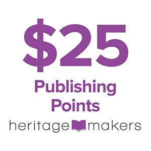 Picture of 25 HM Publishing Points